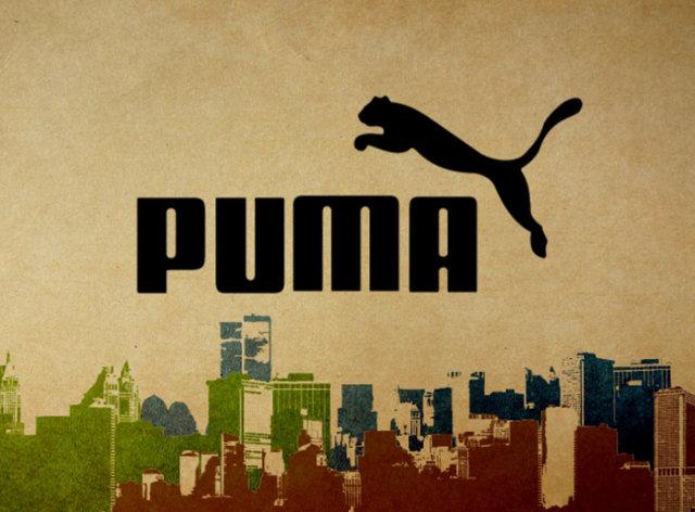 Yellow Puma Logo Puma Logo