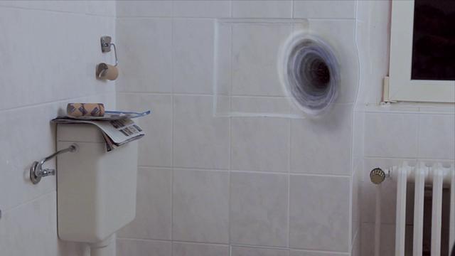 Domestic black holes - Bathroom - 2011