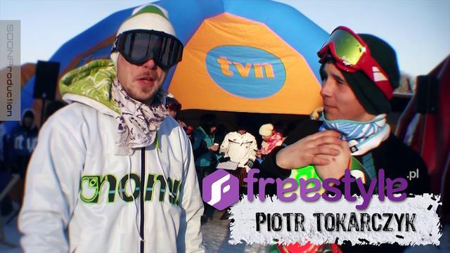 KIA Snow Cup 2011 - Piotr Tokarczyk dla Freestyle.pl