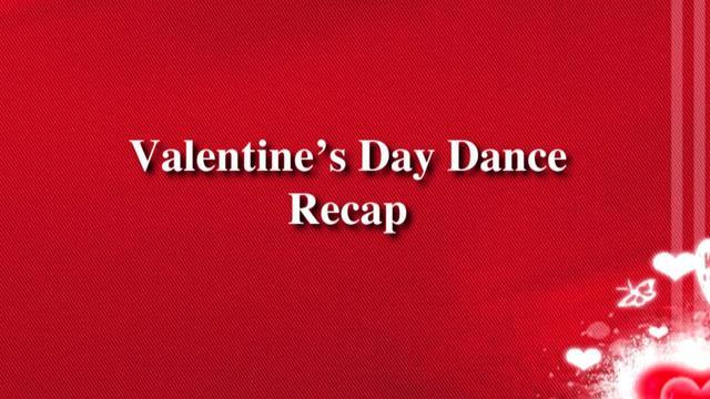 Valentines Day Dance 2010 Recap On Vimeo