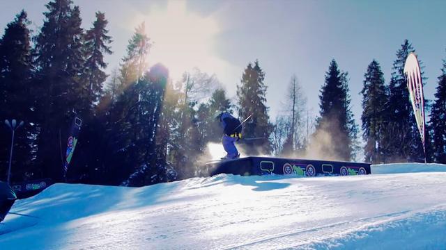 Bialka Tatrzanska Snowpark Cruzin
