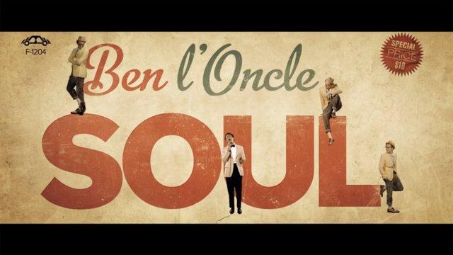 BEN L'ONCLE SOUL -SOULMAN- English Version (Official Music Video)