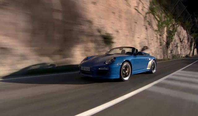 Porsche - Speedster