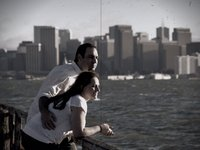 An Engagement photo session in San Francisco