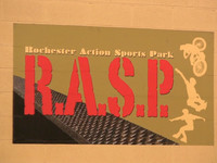 R.A.S.P (Rochester Action Sports Park) holds Thursday night rollerblading only sessions, and every week there's 30-40 WNY bladers skating their asses off. 