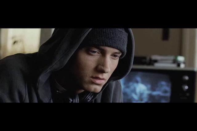 Eminem at az lyrics mile