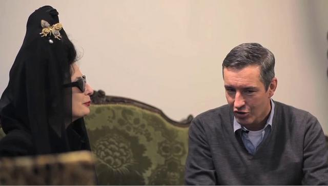 Video | Dries Van Noten Interviewed By Diane Pernet