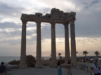 SIDE TURKEY
