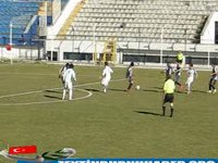 Zeytinburnuspor 3-5 Araklıspor