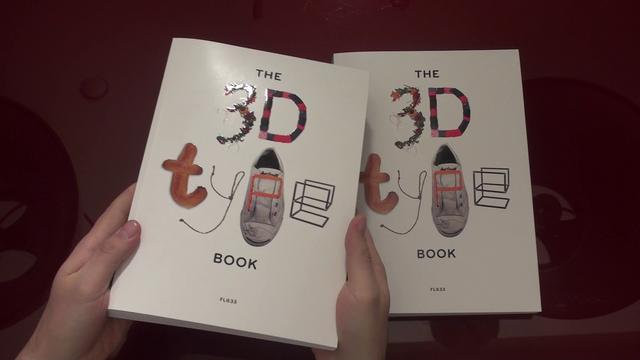 The 3D Type Book by FL@33