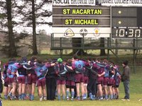 BT MacRory Cup - Dominic Corrigan Interview