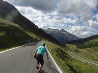 Escarpment surfers...Are we in Switzerland?