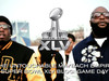 Rick ross & diddy take on the super bowl