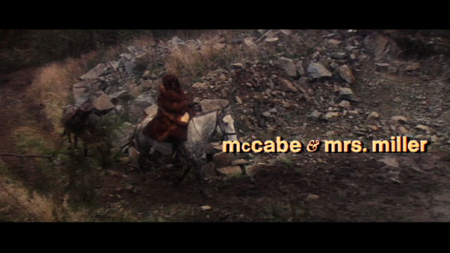 McCabe & Mrs. Miller: A Video Essay