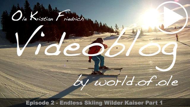 OKF Videoblog Episode 2 - Endless Skiing Part 1