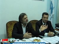 Saadet'ten Türkiye Partisine ziyaret
