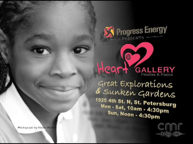"The Heart Gallery ""Forever Families"""