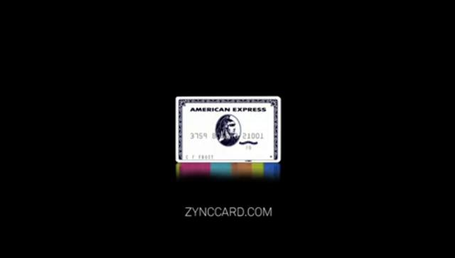American Express Zync