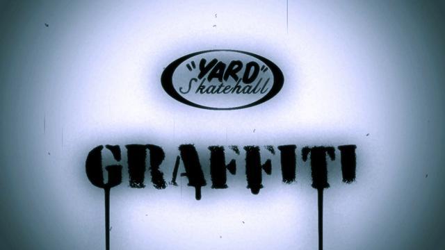 bikers base bmx graffiti yard skatehall in hannover on vimeo. Black Bedroom Furniture Sets. Home Design Ideas