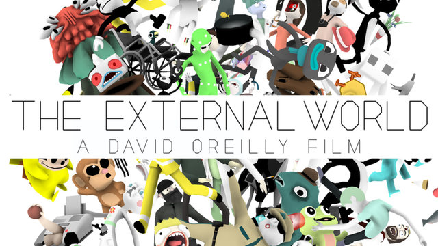 Video | David O&#8217;Reilly&#8217;s &#8220;The External World&#8221;