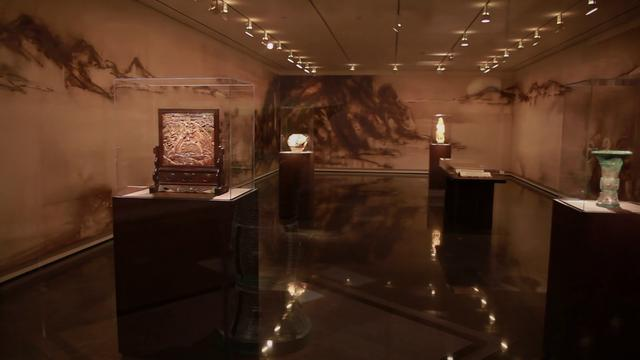 A Shared Vision: The Asia Art Galleries at the Museum of Fine Arts, Houston