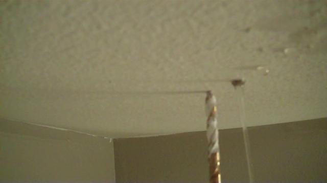 Water Leak In Bathroom Ceiling 2 8 11 18 27 On Vimeo