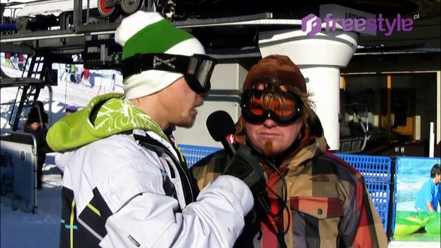"PFO 2011 - Mateusz ""Rudy"" Kubiak dla Freestyle.pl"