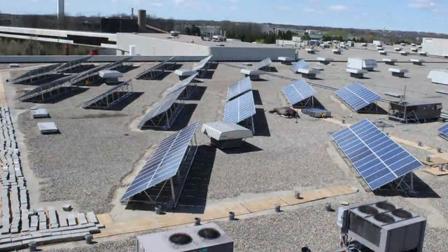 Cascade Engineering: Solar