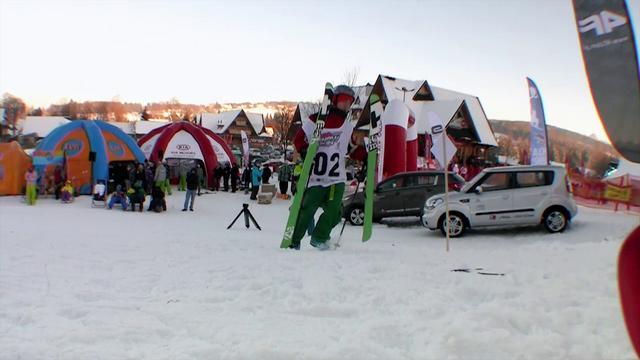 KIA Snow CUP 2011 - Witów