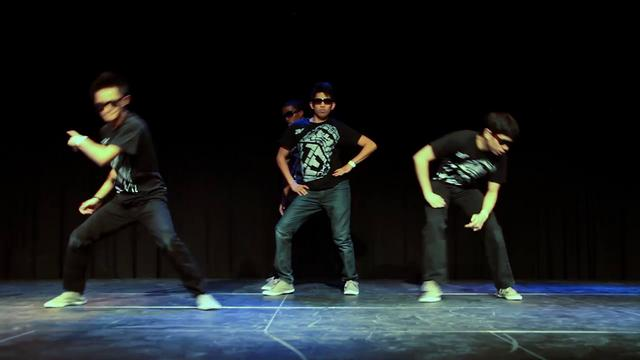 KUUMBA  Beat the Street Dance 2011  Pope Paul II CSS - Projextz