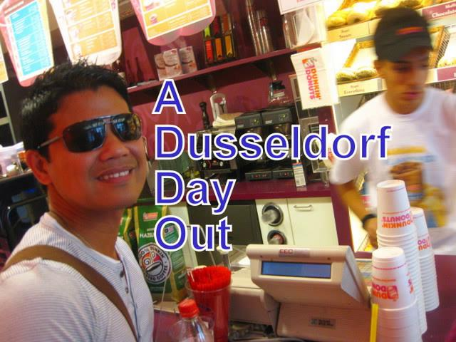 Dusseldorf Day Out
