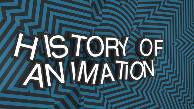 the history of animation Explore the cartoon past on the animation history timeline curious who produced the first animated film or when sound came in view the list.