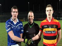 BT MacRory Cup - St Colman's 3-6 Abbey CBS 0-5
