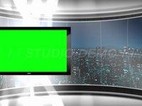 Virtual Set 6 – Left Monitor Loop