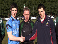 BT MacRory Cup - St Mary's v Omagh CBS - Report & Interviews