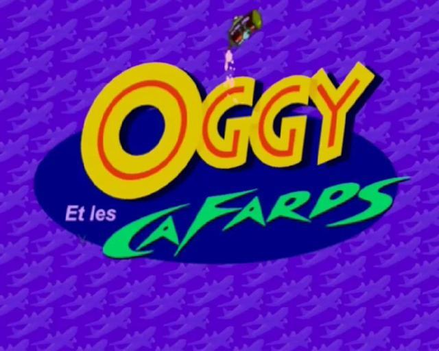 Oggy et les cafards - Générique