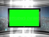 Virtual Set 6 – Center Monitor Loop