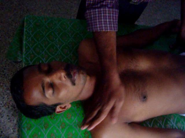 Ayurveda massage on Vimeo
