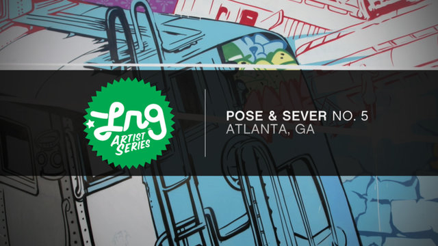Video | Artist Driven Series No. 5 – Pose & Sever