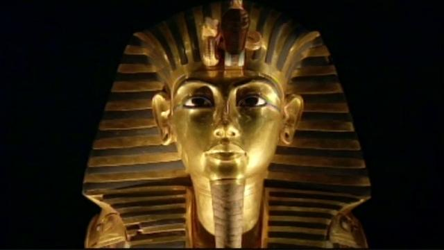 King Tut Mummy Unwrapped