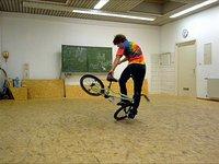 Office Session with Seppl | kunstform?! BMX Shop & Felt Bikes