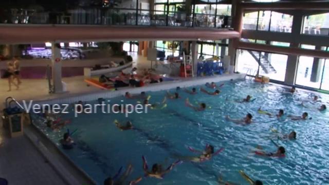 Pr sentation de la piscine euroc ane mont saint aignan for Piscine mont saint aignan