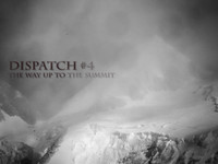 [GII Winter Expedition | Dispatch # 4 | The way up to the summit]