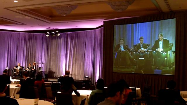Max Levchin and Bill Gurley at Goldman Sachs 2011 Technology and Internet Conference
