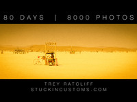 80 Days - 8,000 Photos