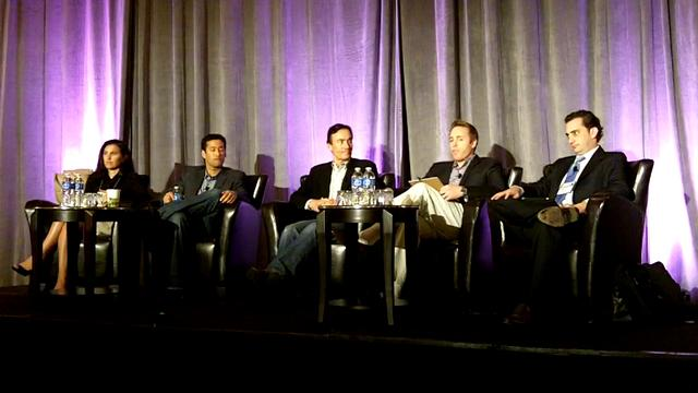 Social Gaming Panel at Goldman Sachs 2011 Technology and Internet Conference