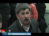 Başkan Aydın Akşam Çayı Yeşiltepe'de-1