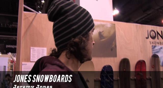 Jones Snowboards - Fall 2011 Gear