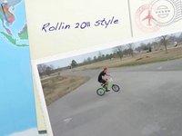Rollin' 2011 style