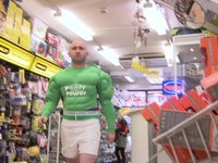 Paddy Power - Rugby Punking